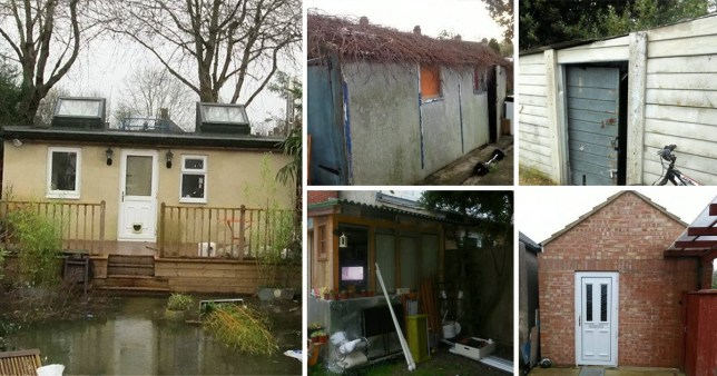 Landlords renting out sheds in Oxford