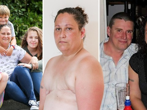 Woman says double mastectomy has 'destroyed' her sex life and left her with depression