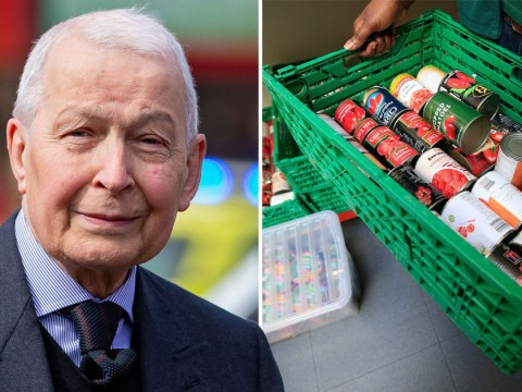 'Worst summer yet' for child hunger as foodbanks rely on reserves