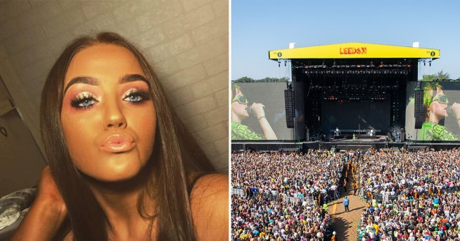 Tributes to Leeds Festival goer Anya Buckley who died of suspected drug overdose
