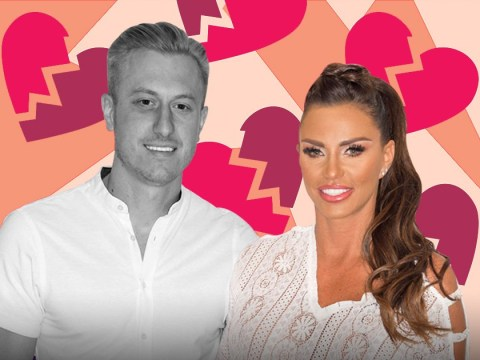 Katie Price 'splits from Kris Boyson for good' one day after being declared bankrupt