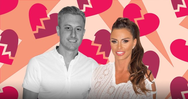 Katie Price 'demands half of Kris Boyson's nose' as split gets messy