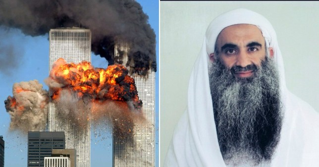 Khalid Shaikh Mohammad and four others will be tried over their alleged involvement in the 9/11 attack