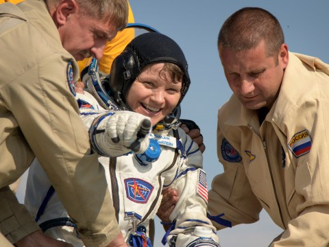 Nasa astronaut investigated for 'first ever crime in space'