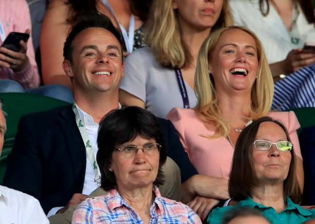 Ant McPartlin's girlfriend 'supporting' him in Australia as he makes huge I'm A Celebrity return