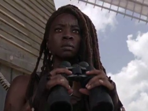 The Walking Dead's Danai Gurira teases exit as she reveals she contributed