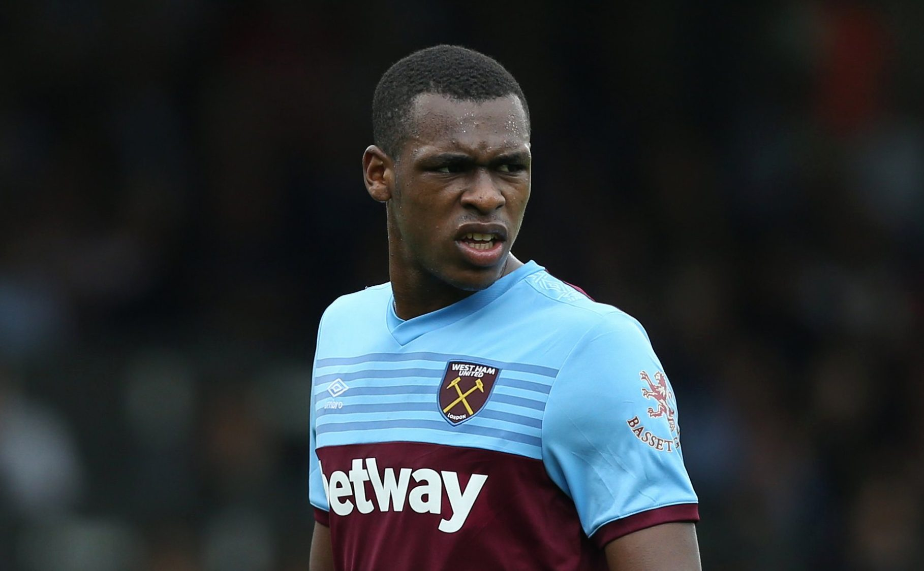 West Ham defender Issa Diop was wanted by Manchester United in a summer