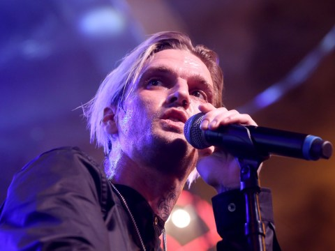 Aaron Carter victim of sick suicide prank as police carry out wellness check on star