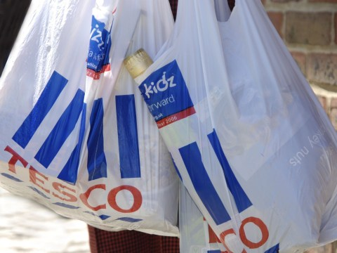 Plastic bag tax sees massive drop in number being sold at supermarket