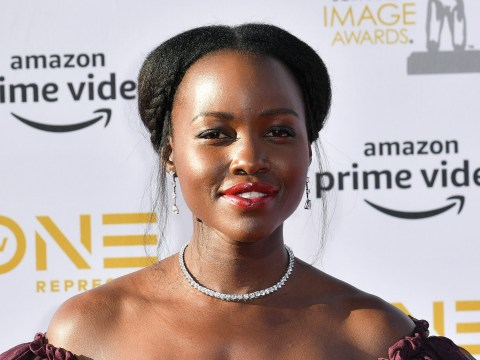 Oscar winner Lupita Nyong'o was told she was 'too dark' to appear on TV