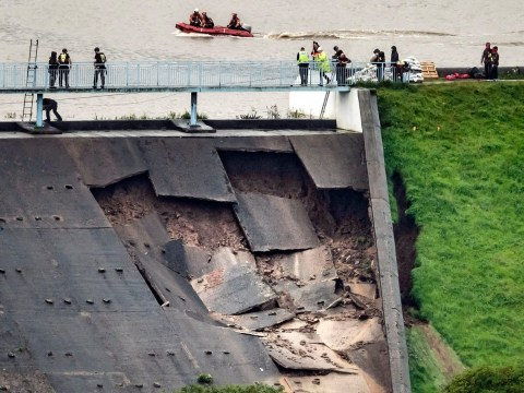 Whaley Bridge dam collapse could lead to 'massive flooding' like never before