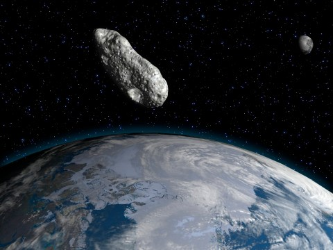 Eight asteroids Nasa spotted this year heading for Earth close encounters