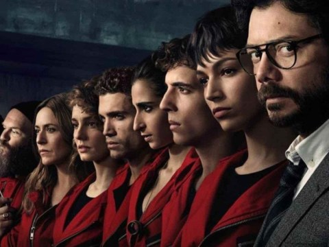 Money Heist is 'being remade' into a Hindi film and we're here for it