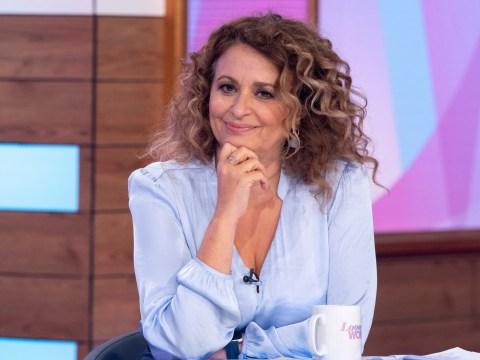 Nadia Sawalha mortified after wetting herself on Loose Women