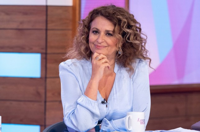 Nadia Sawalha mortified after wetting herself on Loose Women