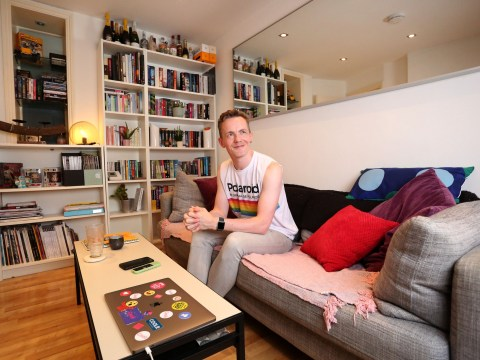 What I Rent: Caspar, £1,100 a month for a one-bedroom flat in Brixton
