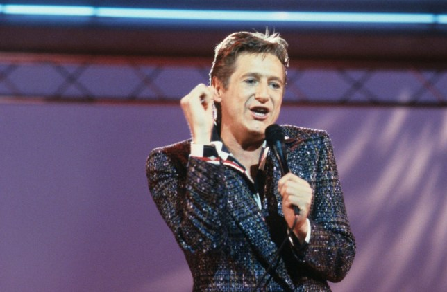 Entertainer Joe Longthorne who has died aged 64