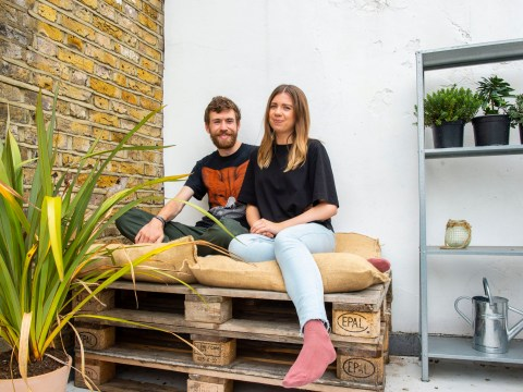 What I Rent: Ben and Emma, £1,100 for a one-bedroom flat in West Norwood, London