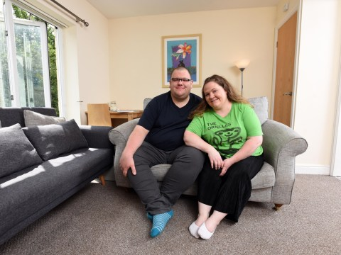 What I Rent: Charlotte and Jon, £495 a month for a two-bedroom flat in Halifax, West Yorkshire