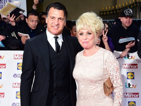 How long have Barbara Windsor and Scott Mitchell been married?