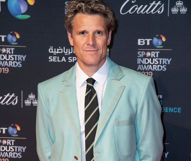 Strictly Come Dancing's James Cracknell spotted kissing new girlfriend just weeks after confirming divorce