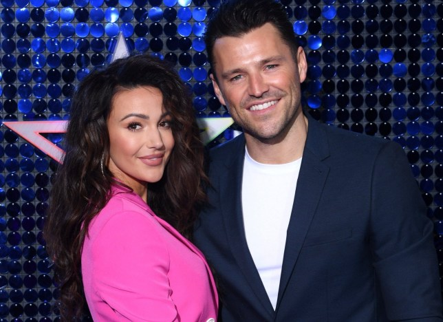 Michelle Keegan admits marriage to Mark Wright was 'really tough' over long distance