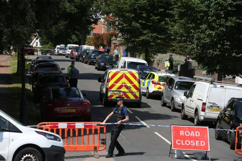 Bolsover Road Eastbourne scaffold incident leaves one dead | Metro News