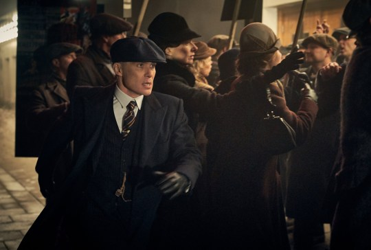 Is Tommy Ready For Prime Time Not At >> Netflix Confirms Peaky Blinders Season 5 International Release