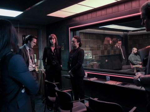 When is Katherine Kelly's new drama Criminal on Netflix?