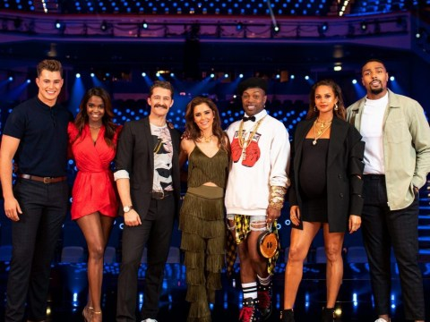 Cheryl shares first look at Greatest Dancer line-up as Taylor Swift's BFF Todrick Hall joins show