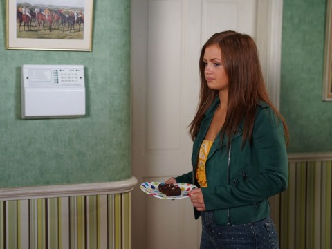 Who raped Tiffany Butcher and what happened in the gang in EastEnders?