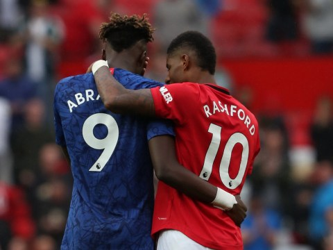 Marcus Rashford sends message to Tammy Abraham after Chelsea striker received racist abuse
