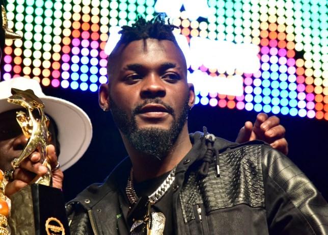 Ivory Coast's musician DJ Arafat