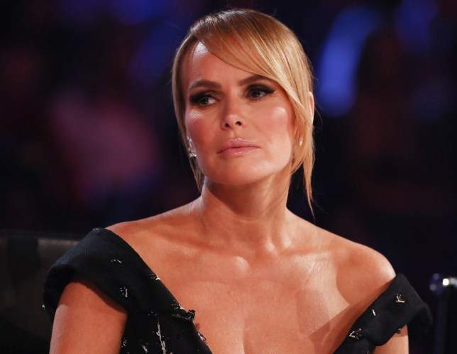 Amanda Holden 'Britain's Got Talent'