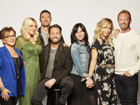 Beverly Hills 90210's 'weird' new format is slammed by viewers who have no idea what's going on