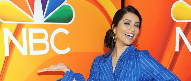 Mandatory Credit: Photo by Broadimage/REX (10236529ba) Lilly Singh NBCUniversal Upfront Presentation, Arrivals, Four Seasons Hotel, New York, USA - 13 May 2019