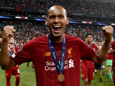 Graeme Souness slams Fabinho after Liverpool's Super Cup victory over Chelsea
