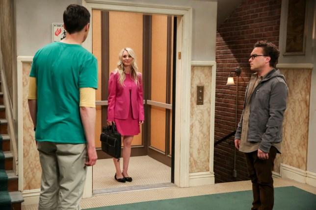 The Big Bang Theory director reveals magical moment behind-the-scenes from finale when the elevator finally started working