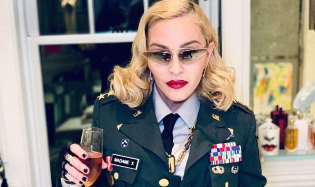 Madonna celebrates her 61st birthday in style