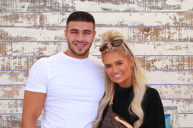 Tommy Fury & Molly Mae Hague