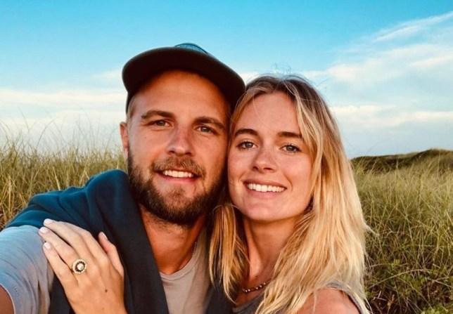 Harry Wentworth-Stanley and Cressida Bonas engaged