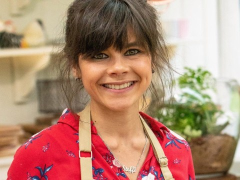 How old is Bake Off's Steph Blackwell and what is her day job?