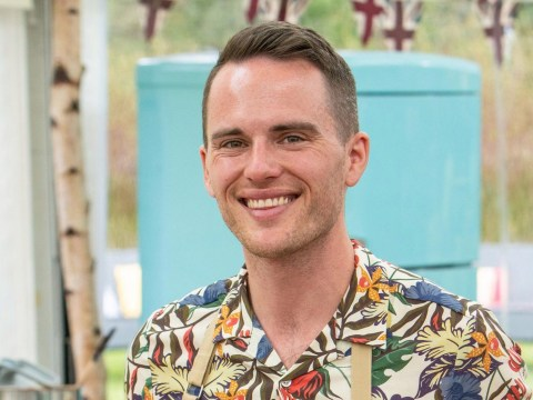 How old is The Great British Bake Off's David Atherton and what is his day job?