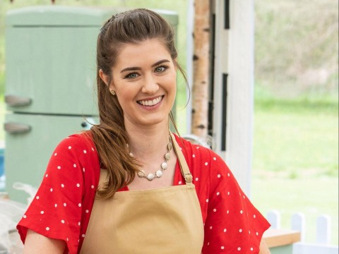 How old is The Great British Bake Off's Alice Fevronia and what is her day job?