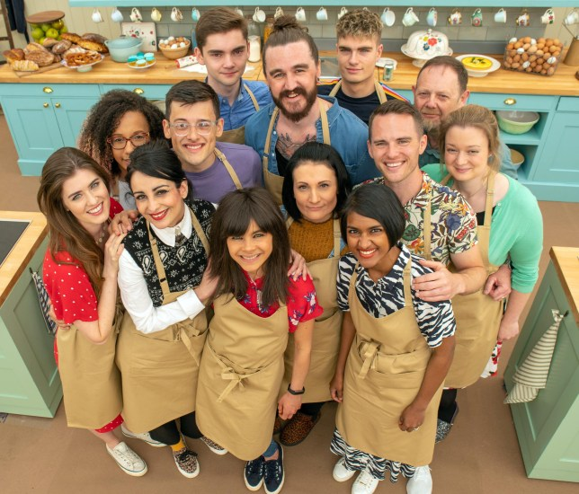 Bake Off contestant Henry started watching the show when he