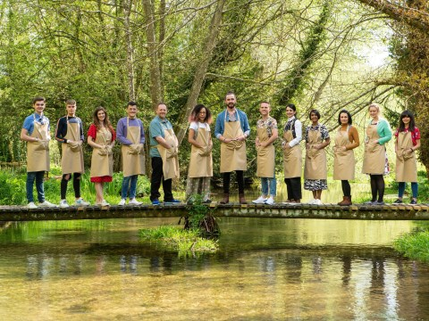 Where is The Great British Bake off filmed and does it change location?