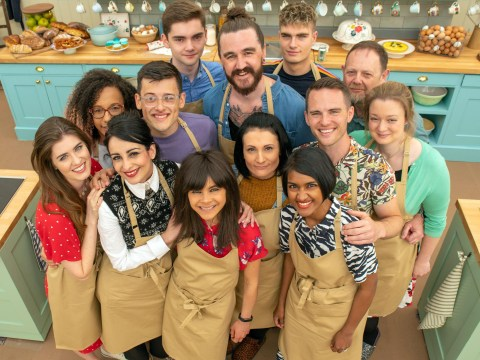 The Great British Bake off smashes Channel 4 record with series 10 launch