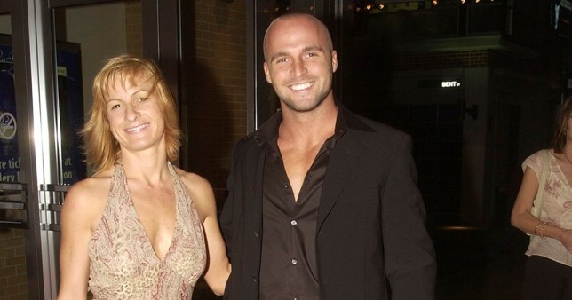 Ben Unwin pictured with his sister