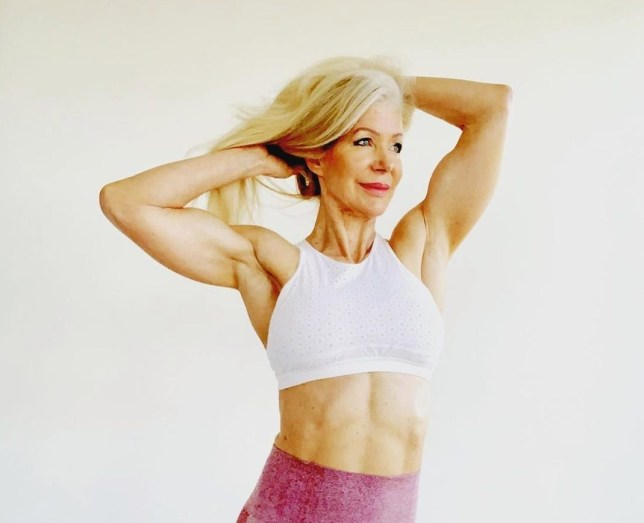 Ageless 63-year-old grandmother and fitness guru, who is approached by men decades younger than her, shares her youthful secrets