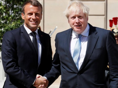French President tells Boris new deal not possible in Brexit show down